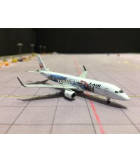JC WINGS 1:400 J-Air Embraer 190-100STD JA248J Minion Jet XX4130