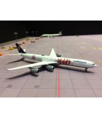 HERPA WINGS 1:500 Lufthansa A340-600 D-AIHZ FC Bayern HW530897