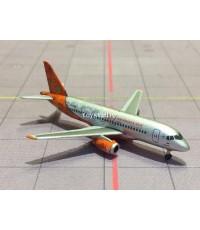 HERPA WINGS 1:500 Aeroflot SSJ-100 90th RA-89009 HW531160