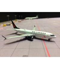 GEMINI JETS 1:400 Air Canada 737 MAX-8 C-FTJV GJ1709