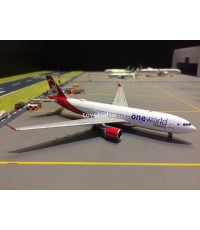 JC WINGS 1:400 Air Berlin A330-200 D-ABXA OneWorld XX4022