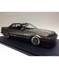 IGNITION MODEL 1:18 Skyline 2000 RS-X Turbo-C R30 Sil/Red IG0993