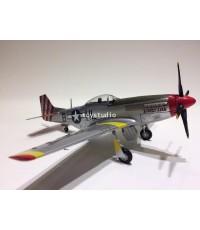 HOBBYMASTER 1:48 P-51D Mustang American Beauty HA7739