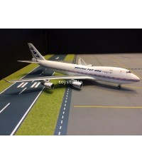 INFLIGHT 1:200 Boeing 747-428F/SCD N6005C IF744SUDBOEING25