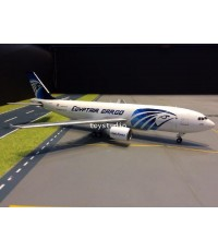 JC WINGS 1:200 EgyptAir Cargo A300B4-600RF SU-GAS LH2067