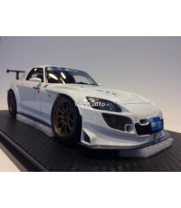 OneModel 1:18 S2000 Spoon GP White 18B04-0107