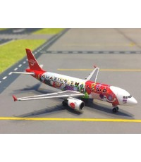HERPA WINGS 1:500 Air Asia A320 Amazing Thailand HS-ABD HW532686