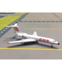 HERPA WINGS 1:500 CSA TU-134A OK-HFL HW532945