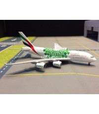 GEMINI JETS 1:400 Emirates A380-800 A6-EEW EXPO 2020 Green GJ1788