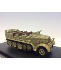 HOBBY MASTER 1:72 Sd Kfz 7 German 8 Ton Half Truck WL605030 HG5004
