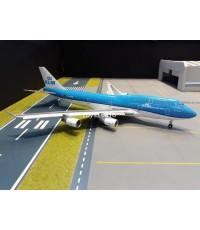 GEMINI JETS 1:200 KLM 747-400 M PH-BFW Flap Down Version G2546F