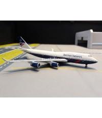 GEMINI JETS 1:400 British 747-400 G-BNLY GJ1857