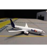 GEMINI JETS 1:400 FedEx 737-800BCF G-NPTD GJ1854