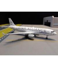 JFOX 1:200 Lufthansa A320-211 D-AIQS SA JFA320015