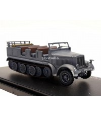 HOBBY MASTER 1:72 German 8 Ton Half Track 1942 HG5007