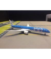 PHOENIX 1:400 KLM 787-10 PH-BKA 100 yrs PH1551