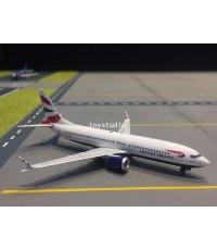 PHOENIX 1:400 British 737-8max ZS-ZCA P4263