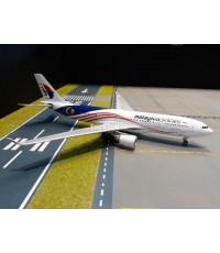 JCWINGS 1:200 Malaysia A330-200 Negaraku 9M-MTX LH2129