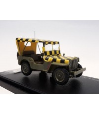 HOBBY MASTER 1:72 Willy\'s Jeep Follow Me US Army Air Force HG1612
