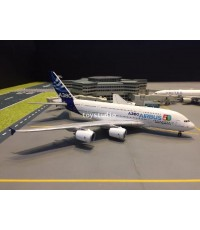 JC Wings 1:400 Airbus A380 F-WWOW 50 Years LH4148