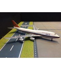 Gemini Jets 1:200 South African 747-400 ZS-SAX G2556