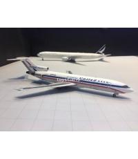 Gemini Jets 1:200 United 727-200 N7620U Stars  Bars G2346