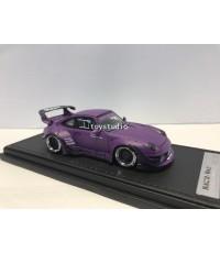 Ignition Model 1:43 RWB 993 Matte Purple IG2174