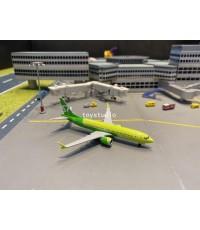Herpa Wings 1:500 S7 737Max8 VQ-BGW HW534260
