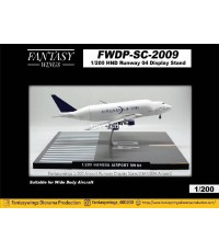 FantasyWings 1:200 Narita Airport Runway 04 Display Stand SC2009