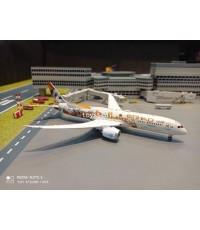 JCWings 1:400 Etihad 787-9 Italy FD A6-BLH XX4255A