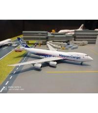 Gemini Jets 1:400 Nippon Cargo 747-8F JA14KZ GJ1897