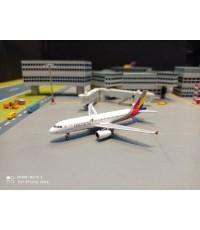 PH1684 1:400 Asiana A320 HL7737 [Width 9 Length 9.5 Height 3 cms.]