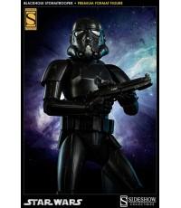 Sideshow Exclusive Edition Blackhole Stormtrooper Premium Format Figure