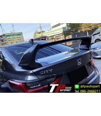 สปอยเลอร์ฝาท้าย Honda City 2020 2021 MG RR