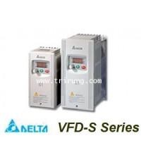อินเวอร์เตอร์ Frequency Inverter DELTA VFD-S