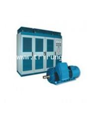 อินเวอร์เตอร์ Medium Voltage Variable Frequency Drives MVW-01