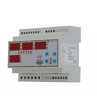 เครื่องวัดและวิเคราะห์ค่าพลังงานไฟฟ้า Digital Power Meter EPR-04-DIN