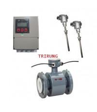 มาตรวัดน้ำแบบอีเล็คโทรแม็กนีติคโฟลว์มิเตอร์ LDGH Electromagnetic Heat Meter