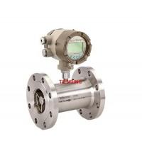 เครื่องวัดอัตราการไหลของของเหลว Liquid Turbine Flow Meter LWGY