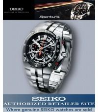 นาฬิกา SEIKO รุ่น  Sportura Chronograph  LIMTED EDITION  ( SRQ007 )
