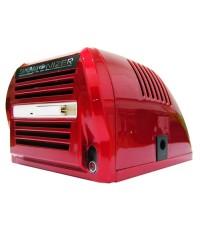 เครื่องพ่นไอออนฆ่าเชื้อโรคสำหรับรถยนต์และห้องขนาดเล็ก รุ่น SRINZ-CF1 สีแดง
