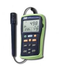 เครื่องวัดก๊าซคาร์บอนไดออกไซด์ CO 2 Meter (RH+TEMP) TES-1370