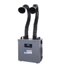เครื่องดูดกรองควันสารเคมีควันเชื่อมบัดกรี Fume Extractor F6002D