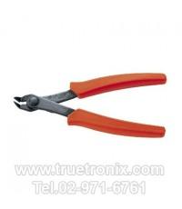 คีมตัดขาอุปกรณ์แบบปากงอ 3.Peak SP-12 Bent Cutting Nippers