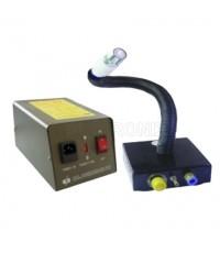 ท่อเป่าลมล้างไฟฟ้าสถิตปรับทิศทางได้ SL-080A Ionizing Air Snake
