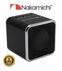 ลำโพง พกพา Nakamichi รุ่น My Mini Plus - No FM (สีดำ)
