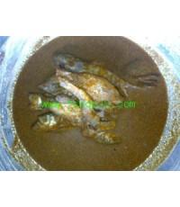 ปลาร้าปลาสร้อยสด(ตัว)
