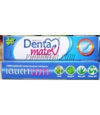 ยาสีฟันเดนตาเมท (100 กรัม)