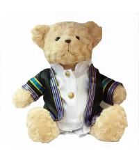 ตุ๊กตาหมีคิวตี้ขนาด 16 นิ้ว ใส่ชุดรับปริญญา  ม. ราชภัฏพระนคร