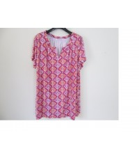 เสื้อ คนอ้วน ไซส์ใหญ่พิเศษ พิมพิ์ลายสวย 1XL 2XL 3XL ราคาถูก